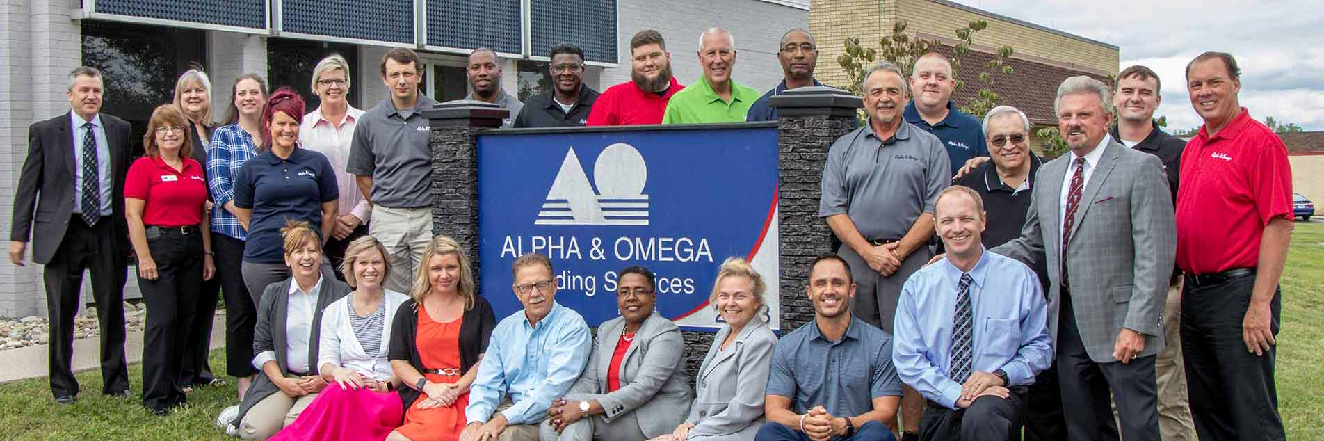 Alpha and Omega employees